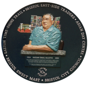 Dad-plaque