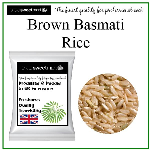 how to cook brown basmati rice uk