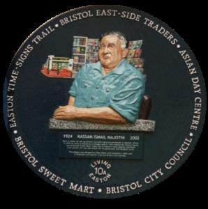 Dad-plaque